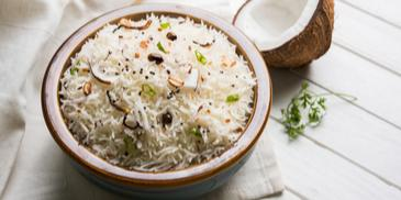 Coconut Milk Rice Delight Recipe