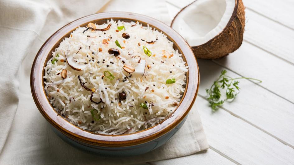 Coconut Milk Rice Delight Recipe