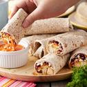 15-Minute Chicken Burritos