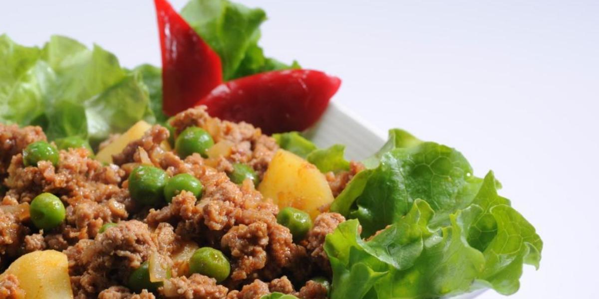 Carne al curry