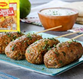 Kebab de Carne Molida