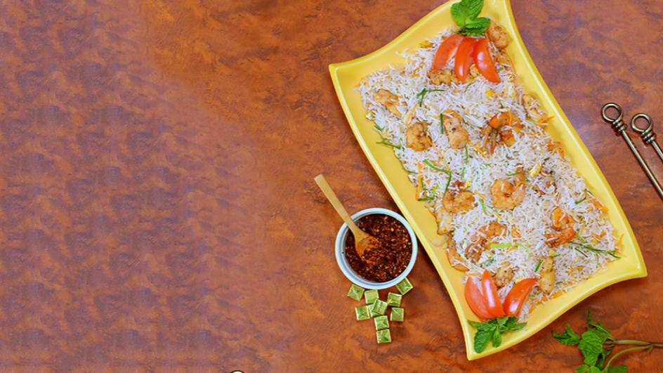 MAGGI Batter Fried Seafood Fried Rice