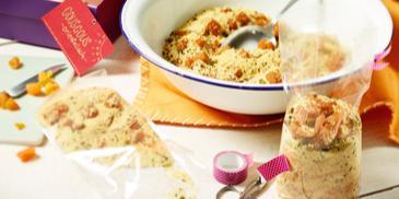 Orientalische Couscous-Mischung zum Verschenken