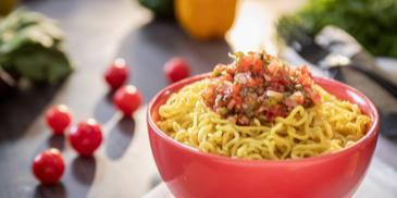MAGGI Noodles Salsa Recipe