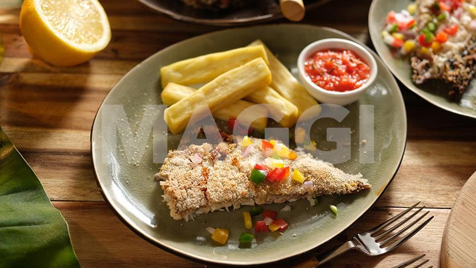 Marinated Spicy Fish