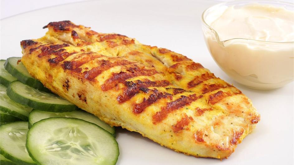 Filety z kurczaka curry