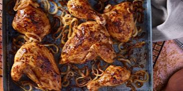 7 Spice Grilled Chicken