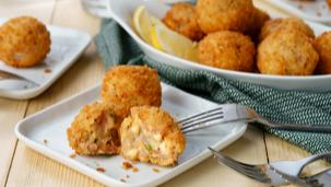 Magical Cheesy Tuna Croquettes