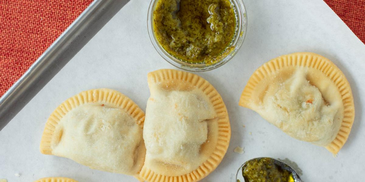 Empanaditas de Espinacas