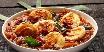 Peppery Egg Stir Fry Recipe