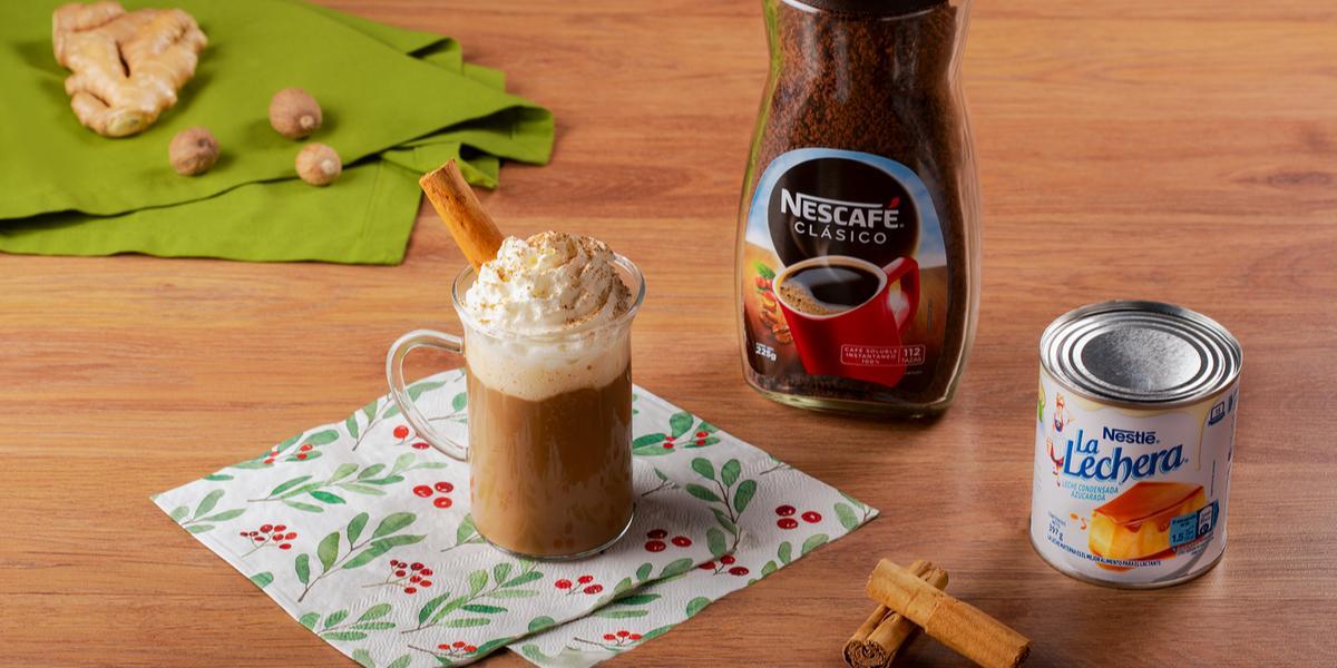 Café con Especias Navideñas
