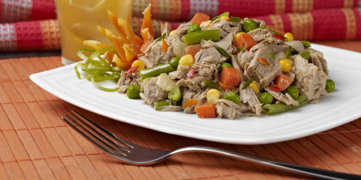 Tuna Cook - up