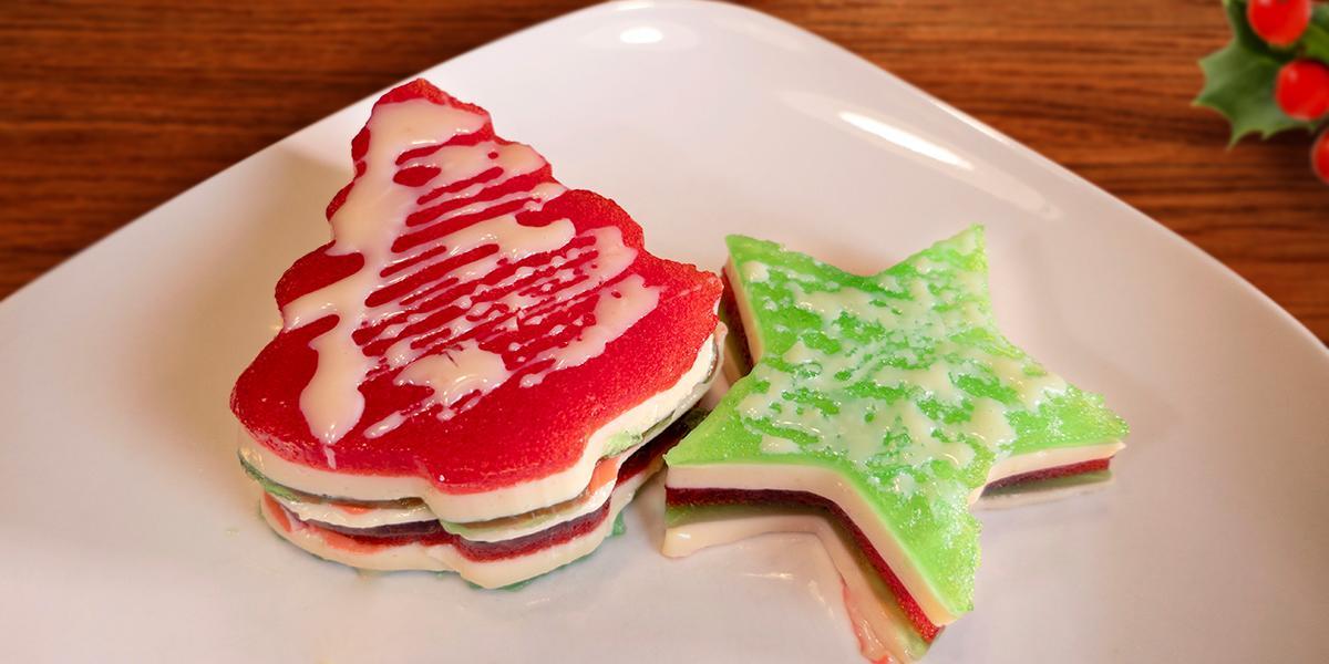 Christmas Jelly Treats