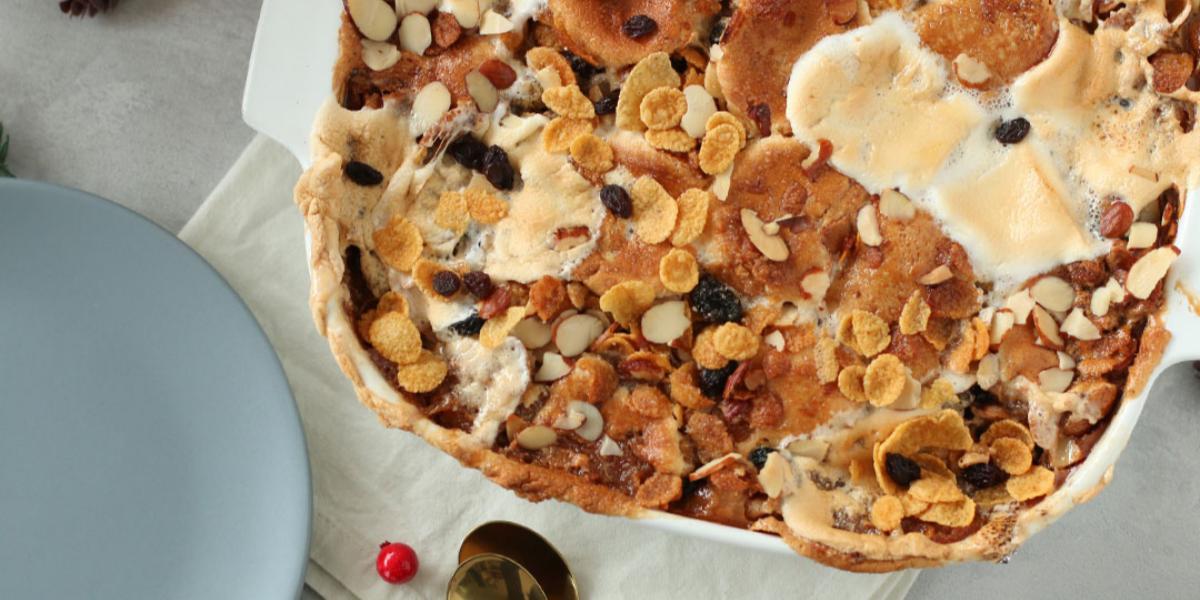 Pastel de Batata Coco y Malvaviscos
