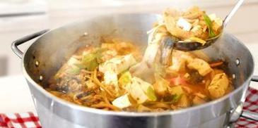 Stew Kimchi Korea