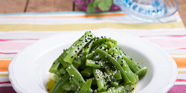 Σαλάτα με πράσινα φασολάκια