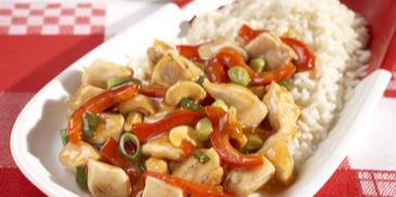 Cashew-Chicken
