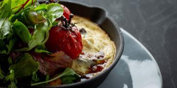 Itališka kiaušinienė Frittata