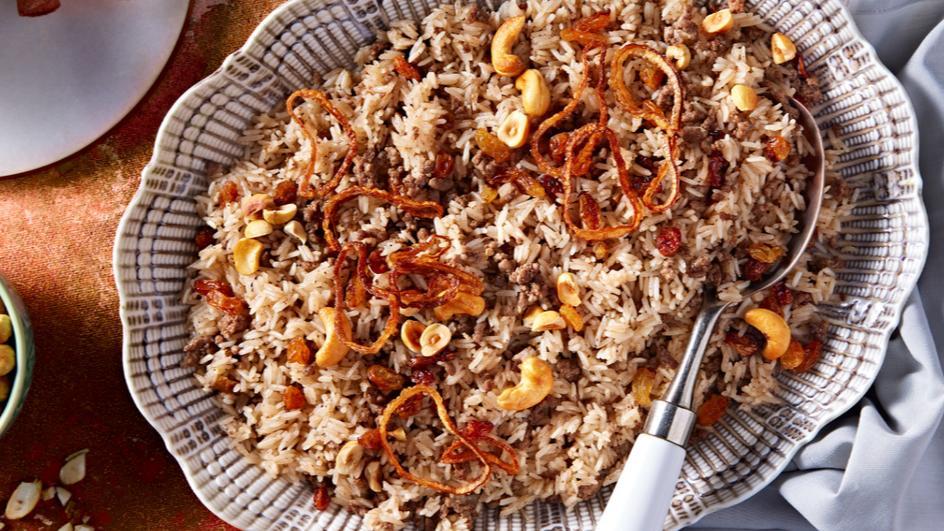Oriental Rice