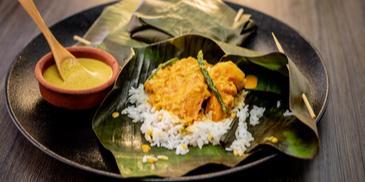 Chingri Malai Parcel Recipe