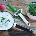 Zupa fit – orzeźwiający chłodnik z kiełkami