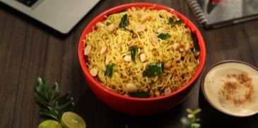 Lemony MAGGI Noodles Recipe