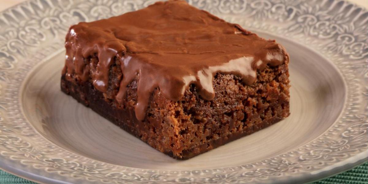 Receta de postre Brownie Kitkat®