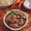 Eggplant and Kibbeh Stew