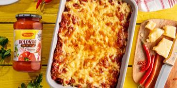 Pikantna lasagne