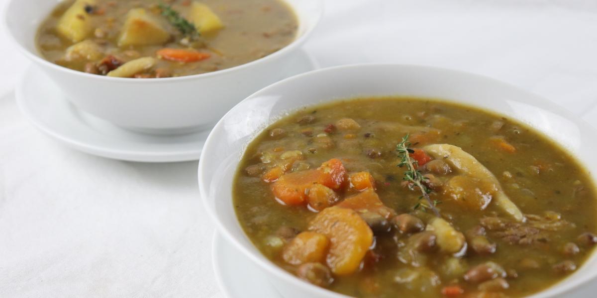 Gungo Peas Soup