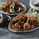 Chargrilled Chicken with Asian Greens