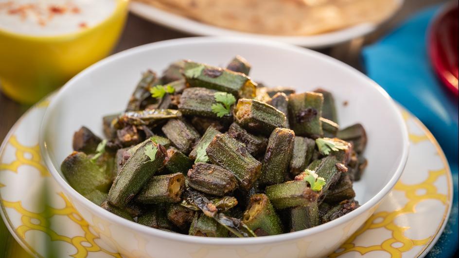 Bhindi Sabzi Recipe