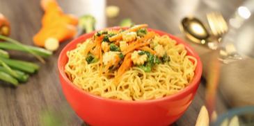 Sweet & Sour Veggie MAGGI Noodles Recipe