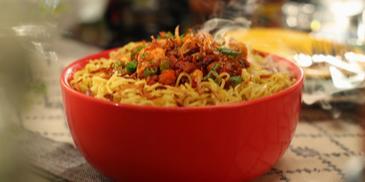 MAGGI Biryani Noodles Recipe