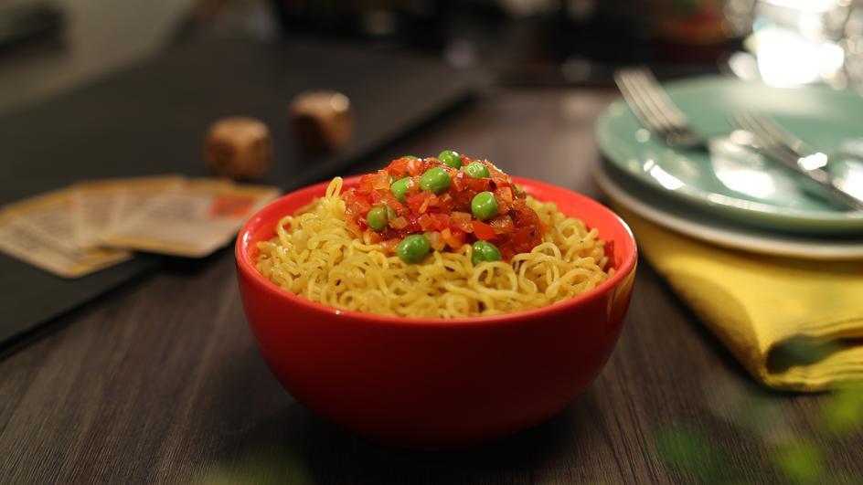 Easy Peasy MAGGI Noodles Recipe