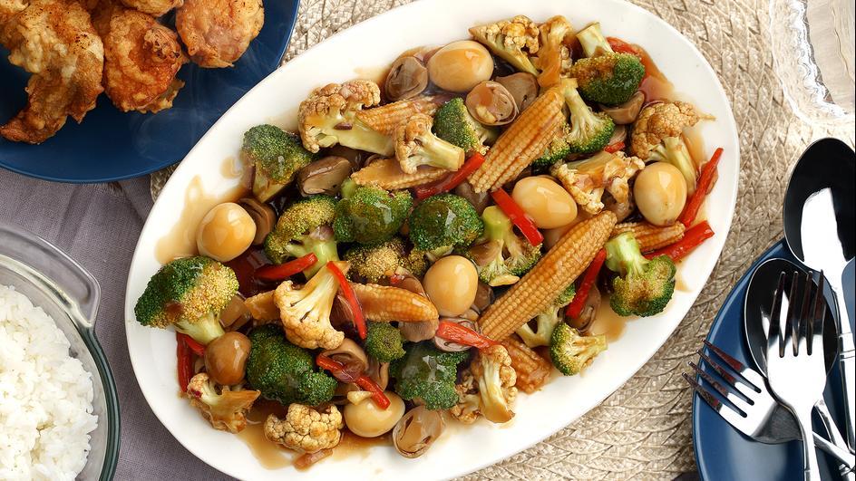 Oystar Mixed Vegetables