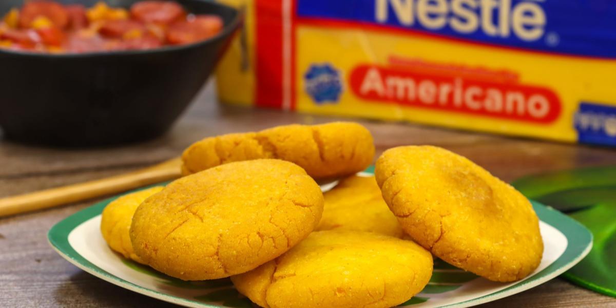 Tortillas con Queso