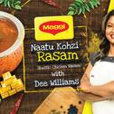 Naatu Kozhi Rasam – Using Maggi Chicken Seasoning Cubes