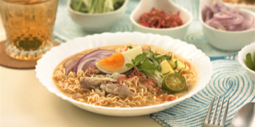 Authentic Mouth-Watering Asam Laksa