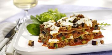 Griechische Lasagne