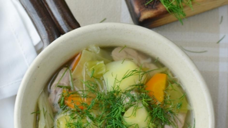 Parzybroda z młodej kapusty – kuchnia regionalna