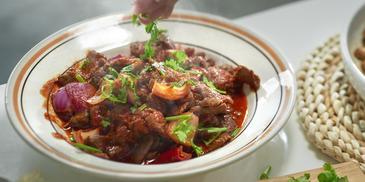 Daging Masak Merah Kebabom