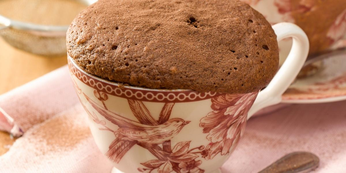 Mug de Chocolate sin Azúcar