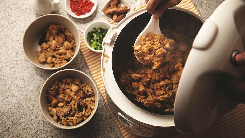 Nasi Claypot Ayam Cina Klasik