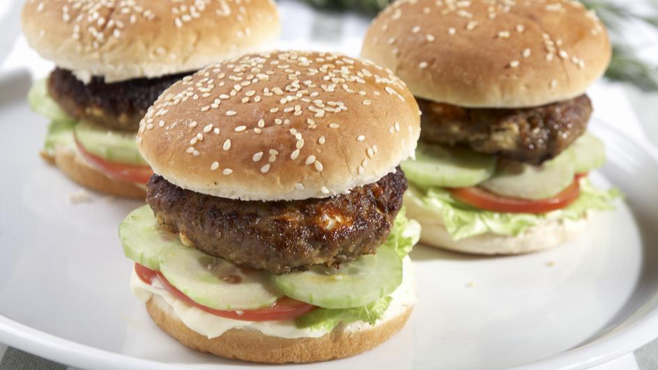 Rosmarin-Burger