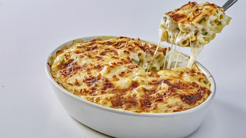 Macaroni Pasta with Béchamel