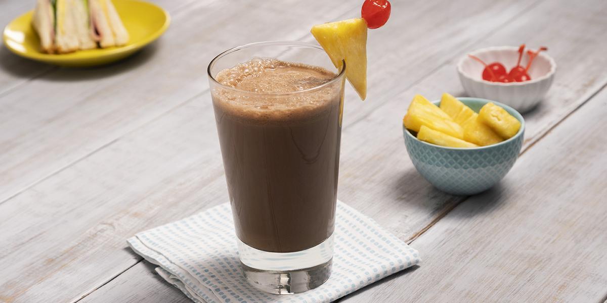 Piña cocoa