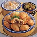 Fried Meat Sambousek