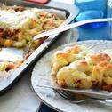 Mexikói sajtos rakott karfiol